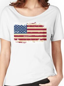 Real American Women's Relaxed Fit T-Shirt