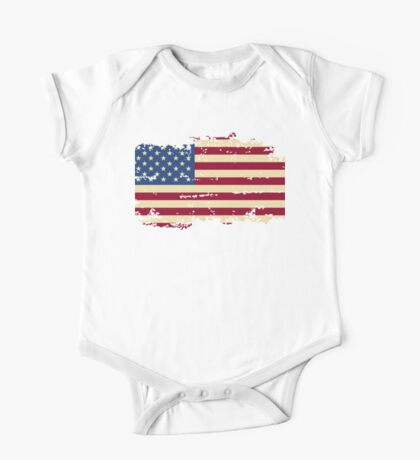 Real American One Piece - Short Sleeve