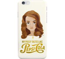 PepsiCola iPhone Case/Skin
