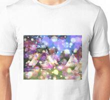 Fairy Lights & Teepees at Kah-Nee-Ta Unisex T-Shirt