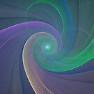 Swirling by Sandy Keeton