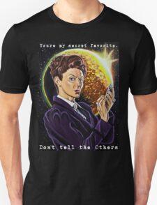 You're My Secret Favorite. Unisex T-Shirt