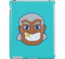 Super Macho Man iPad Case/Skin