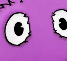 Paul cartoon face Sticker