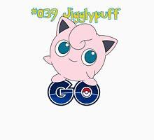039 Jigglypuff GO! Unisex T-Shirt