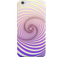 Spiral - Op art iPhone Case/Skin