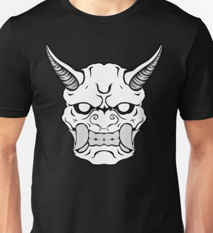 Oni Face Unisex T-Shirt