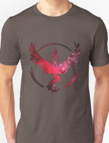 Galactic Team Valor Unisex T-Shirt