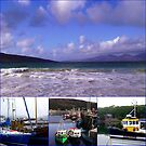 Scottish Waters - A Western Isles Collage by BlueMoonRose