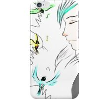 The voice of your soul iPhone Case/Skin
