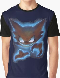 Pokemon Haunter Graphic T-Shirt