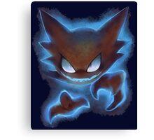 Pokemon Haunter Canvas Print