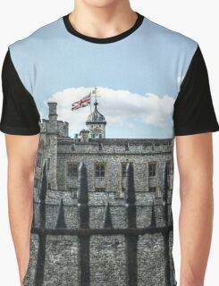 Beyond the Fence and Walls Graphic T-Shirt