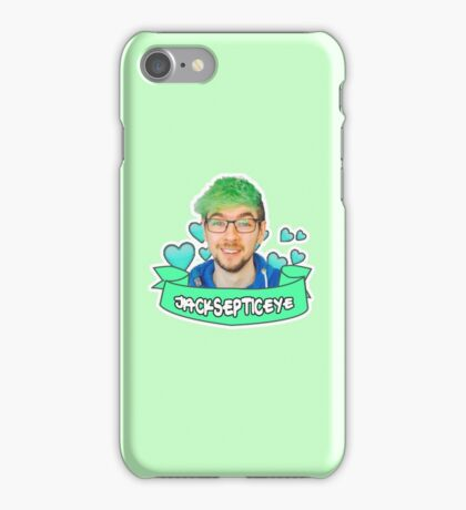 jacksepticeye!! iPhone Case/Skin