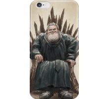 Hodor for protector of the realm  iPhone Case/Skin