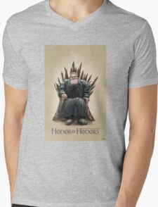 Hodor for protector of the realm  Mens V-Neck T-Shirt