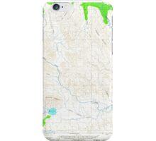 USGS TOPO Map Alaska AK Sutwik Island D-6 359458 1963 63360 iPhone Case/Skin