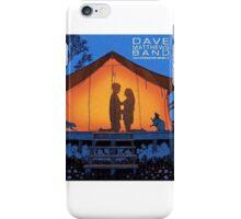 Dave Amatthews Band, Klipsch Music Center, Noblesville, IN iPhone Case/Skin