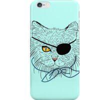 Pirate Cat 2 iPhone Case/Skin