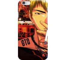 <GTO> Gto Graphic iPhone Case/Skin