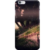 By the river  iPhone Case/Skin
