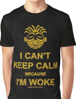Woke: Kugali Media Graphic T-Shirt