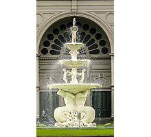 Hochgurtel Fountain - Melbourne Photographic Print