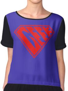 Geek Power (Transparent) Chiffon Top