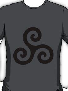Merlin druid symbol T-Shirt