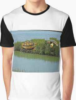 Turtle fun Graphic T-Shirt