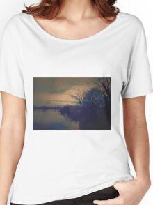 Sacramento River  Women's Relaxed Fit T-Shirt