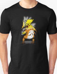 Fierce Evolution: Pikachu T-Shirt