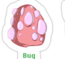 CatBug Evolution Sticker
