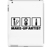 Make-up artist iPad Case/Skin