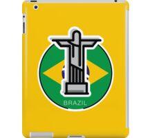 Around the world - Brazil iPad Case/Skin