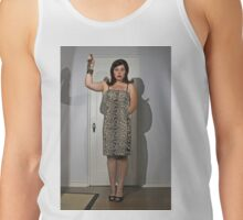 Horror Business Tank Top
