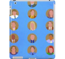 The Office Minimalist Cast iPad Case/Skin
