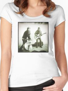 buskers Women's Fitted Scoop T-Shirt