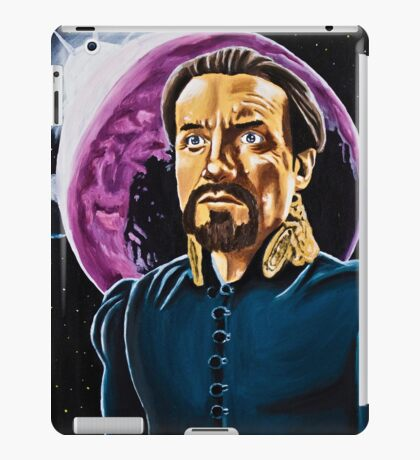 The Cosmos Without the Doctor iPad Case/Skin