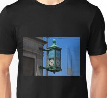 Village of Elmore Clock (horizontal) Unisex T-Shirt
