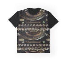 Typewriter (2) Graphic T-Shirt