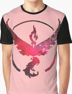 Galactic Team Valor Graphic T-Shirt