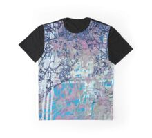Summer Blossoms Graphic T-Shirt