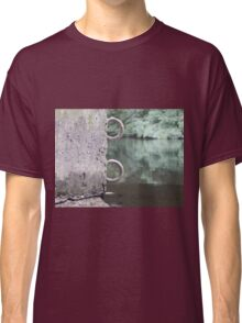 Metal Rings On The Water Classic T-Shirt