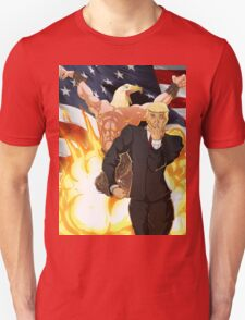 Trump's Bizarre Election - Jojo's Bizarre Adventure Trump Unisex T-Shirt