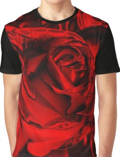 Red for the Holidays Graphic T-Shirt