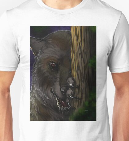 Lycanthrope - Waiting Unisex T-Shirt