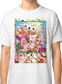 Giorno Giovanna - Jojo's Bizarre Adventure Classic T-Shirt