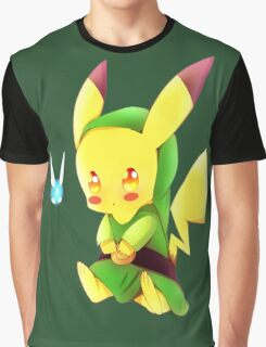 PikaLink Graphic T-Shirt