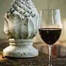 Wine and Sculptures by Randy Turnbow